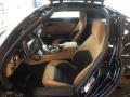 2012 SLS AMG designo Sand/Black Interior