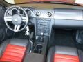 2007 Torch Red Ford Mustang GT Premium Convertible  photo #15