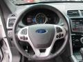 Pecan/Charcoal Steering Wheel Photo for 2011 Ford Explorer #65148600