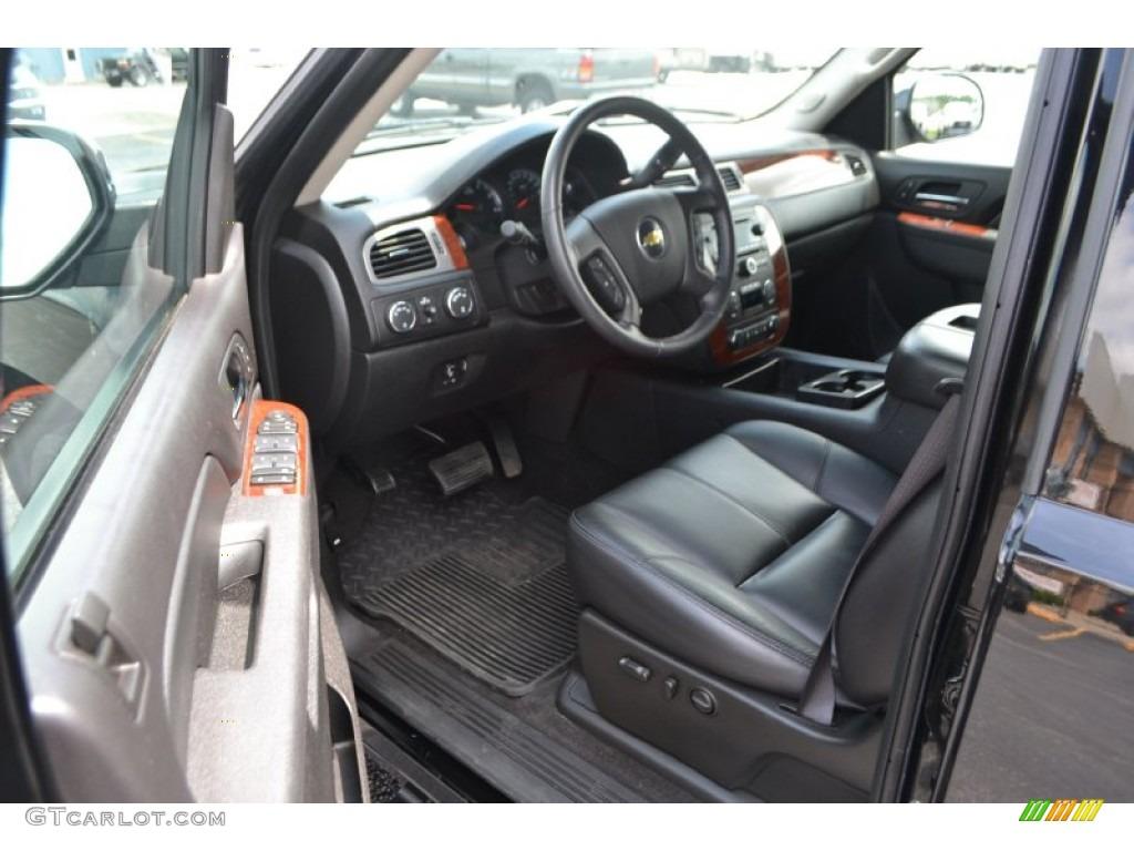 2011 chevrolet silverado 1500 ltz crew cab 4x4 interior photo 65150506
