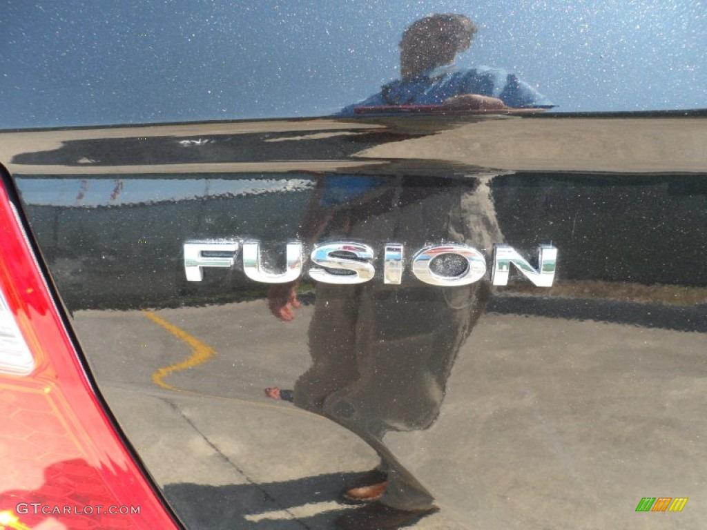 2011 Fusion SEL V6 - Tuxedo Black Metallic / Charcoal Black photo #17