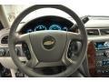 2012 Mocha Steel Metallic Chevrolet Silverado 1500 LTZ Crew Cab 4x4  photo #17