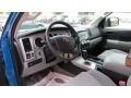 2008 Blue Streak Metallic Toyota Tundra SR5 Double Cab  photo #11