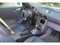 2007 Porsche 911 Sea Blue Interior Dashboard Photo