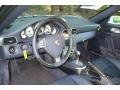 2007 Porsche 911 Sea Blue Interior Interior Photo