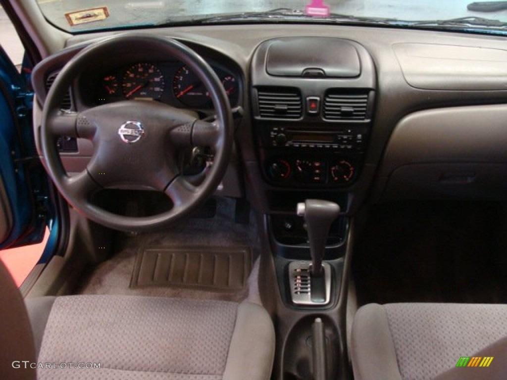 2004 Nissan Sentra 1 8 S Dashboard Photos
