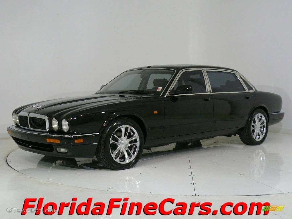 1997 black jaguar xj xj6 l 544057 photo 4 car color galleries. Black Bedroom Furniture Sets. Home Design Ideas