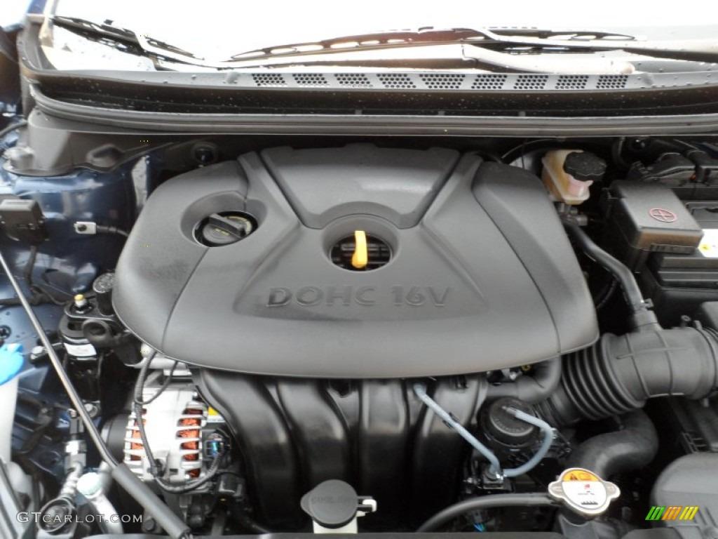 2013 hyundai elantra gls 1 8 liter dohc 16 valve d cvvt 4 cylinder engine photo 65243510. Black Bedroom Furniture Sets. Home Design Ideas