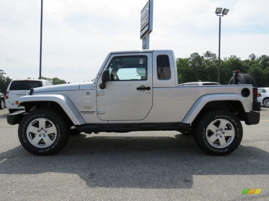 bright silver metallic 2012 jeep wrangler unlimited sahara mopar