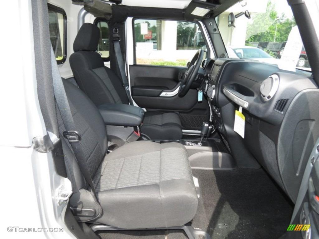 2012 Jeep Wrangler Freedom Edition 2012 Jeep Wrangler Unlimited Sahara Mopar JK-8 Conversion 4x4 interior ...