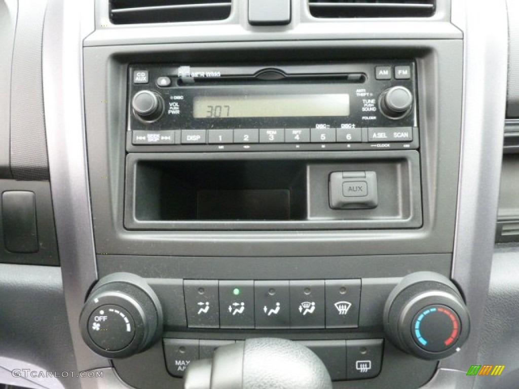 2009 CR-V LX 4WD - Alabaster Silver Metallic / Black photo #19