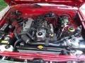 1992 Pickup Deluxe Extended Cab 2.4 Liter SOHC 8-Valve 4 Cylinder Engine