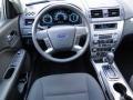 2011 Blue Flame Metallic Ford Fusion SE V6  photo #18