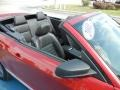 2011 Red Candy Metallic Ford Mustang V6 Premium Convertible  photo #13