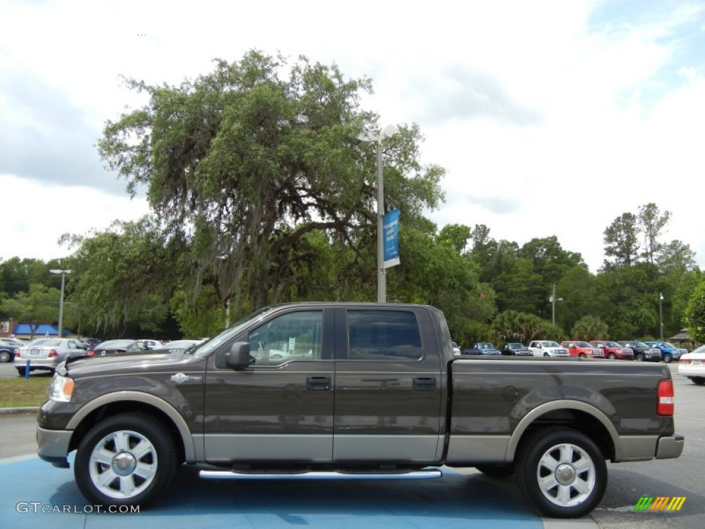 2006 ford f150 king ranch towing autos post. Black Bedroom Furniture Sets. Home Design Ideas