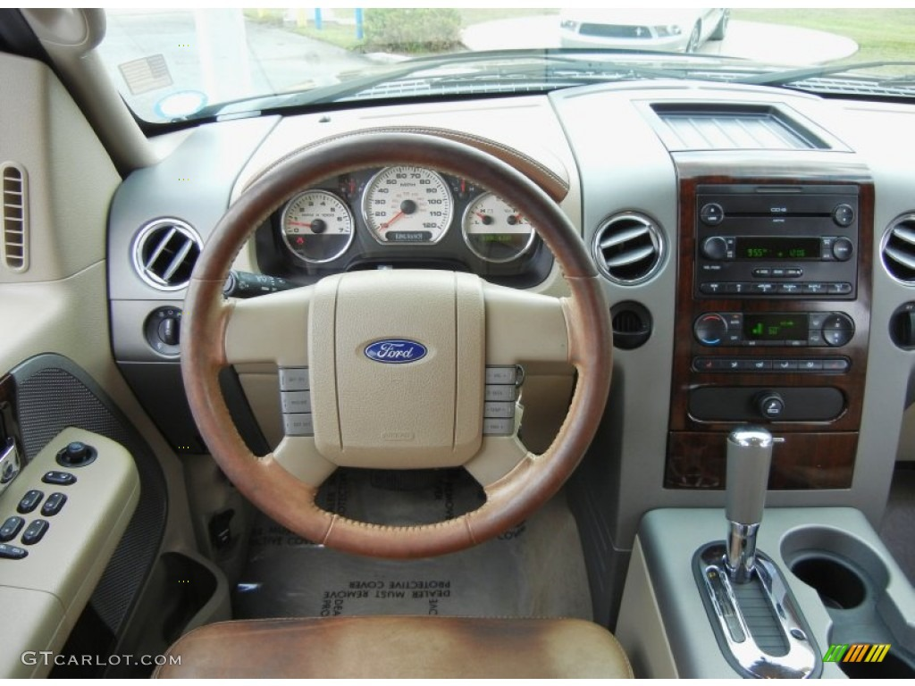 2006 Ford F150 King Ranch Supercrew Dashboard Photos