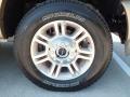 2012 White Platinum Metallic Tri-Coat Ford F250 Super Duty King Ranch Crew Cab 4x4  photo #12