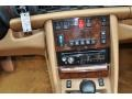 Controls of 1991 S Class 560 SEL