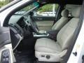 Medium Light Stone Front Seat Photo for 2013 Ford Explorer #65317490