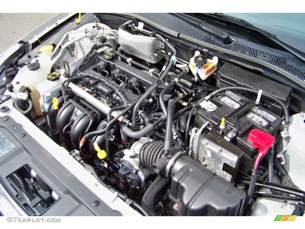 2008 ford focus se sedan engine photos. Black Bedroom Furniture Sets. Home Design Ideas