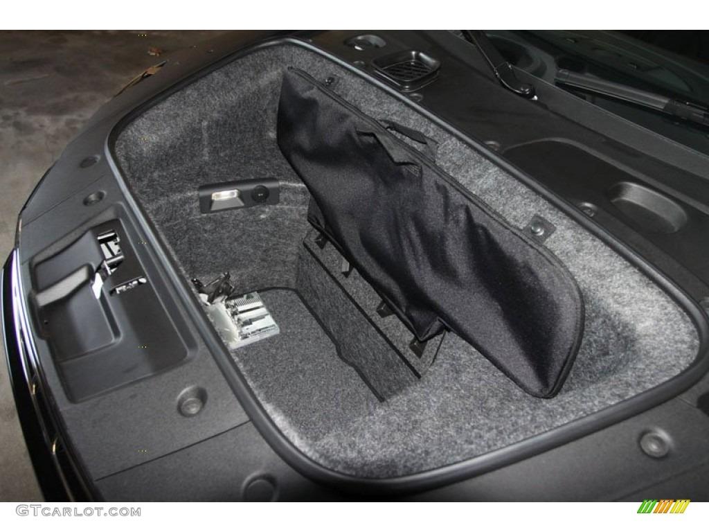 2012 Audi R8 Spyder 5 2 Fsi Quattro Trunk Photo 65322770