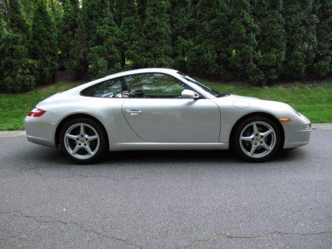 2007 Porsche 911 Carrera Coupe Data, Info and Specs