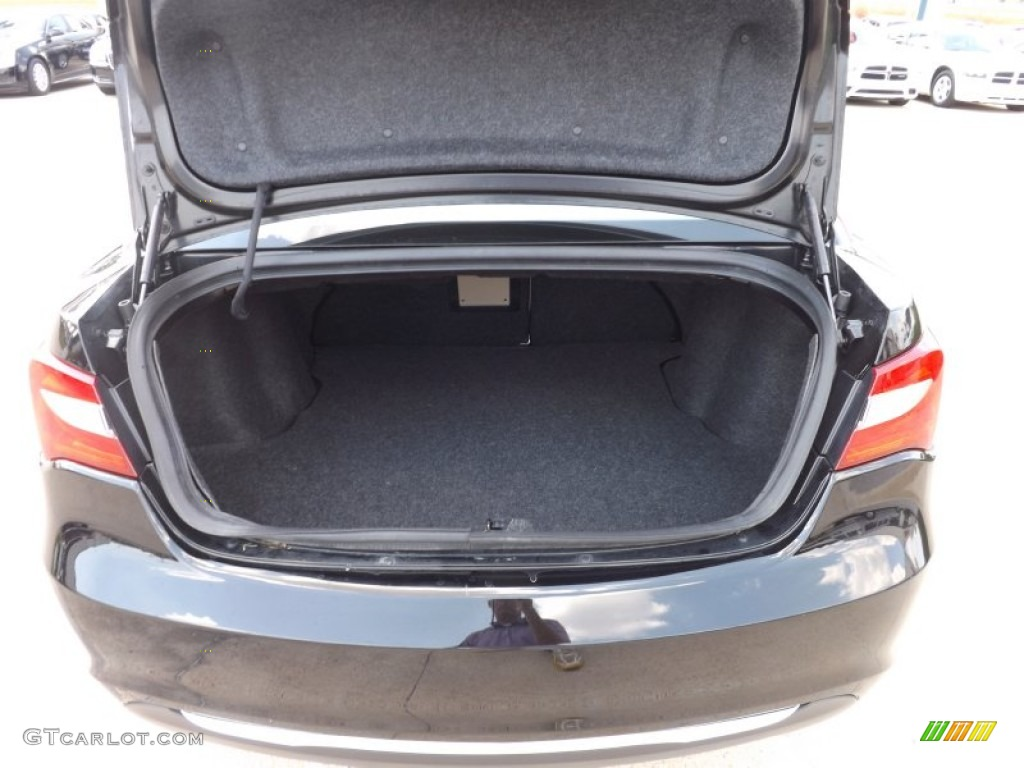 2012 chrysler 200 lx sedan trunk photo 65333610. Black Bedroom Furniture Sets. Home Design Ideas