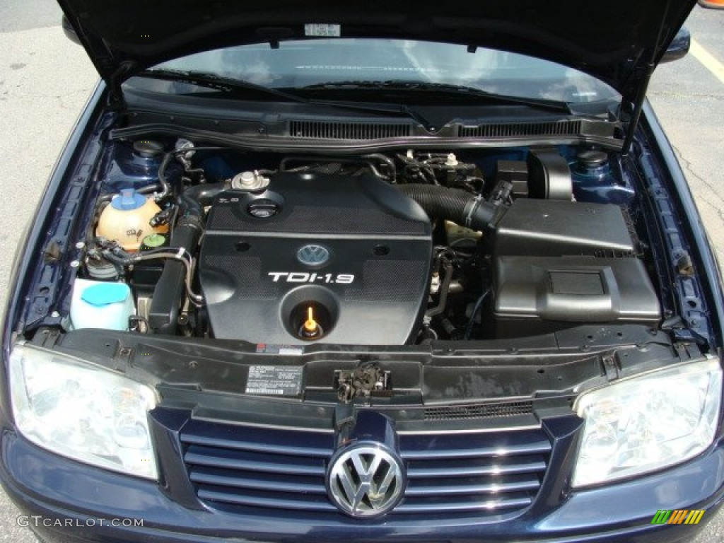 2000 Volkswagen Jetta Gls Tdi Sedan Engine Photos