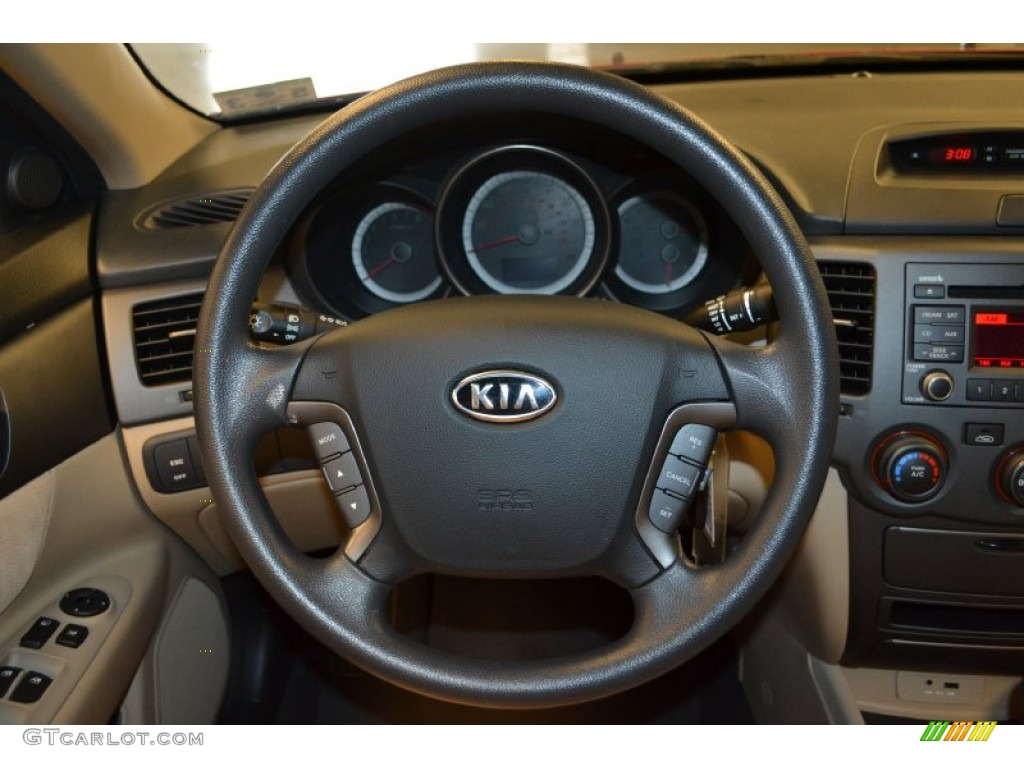 2010 Spicy Red Kia Optima Lx 65307226 Photo 7 Car Color Galleries