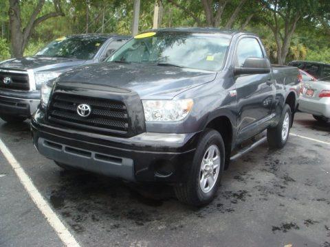 2007 Toyota Tundra Regular Cab 4x4 Data, Info and Specs