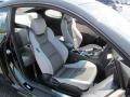 Gray Leather/Gray Cloth Interior Photo for 2013 Hyundai Genesis Coupe #65351745