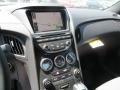 Gray Leather/Gray Cloth Controls Photo for 2013 Hyundai Genesis Coupe #65351762