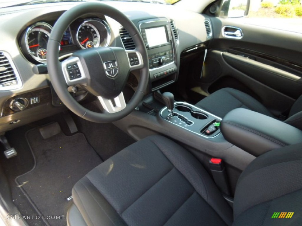 on 2006 Dodge Durango Interior