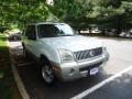 Oxford White 2002 Mercury Mountaineer AWD
