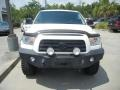 2009 Super White Toyota Tundra TRD Rock Warrior Double Cab 4x4  photo #3