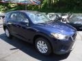 2013 Stormy Blue Mica Mazda CX-5 Sport AWD  photo #7