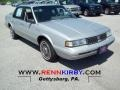 Silver Metallic 1993 Oldsmobile Cutlass Ciera SL Sedan