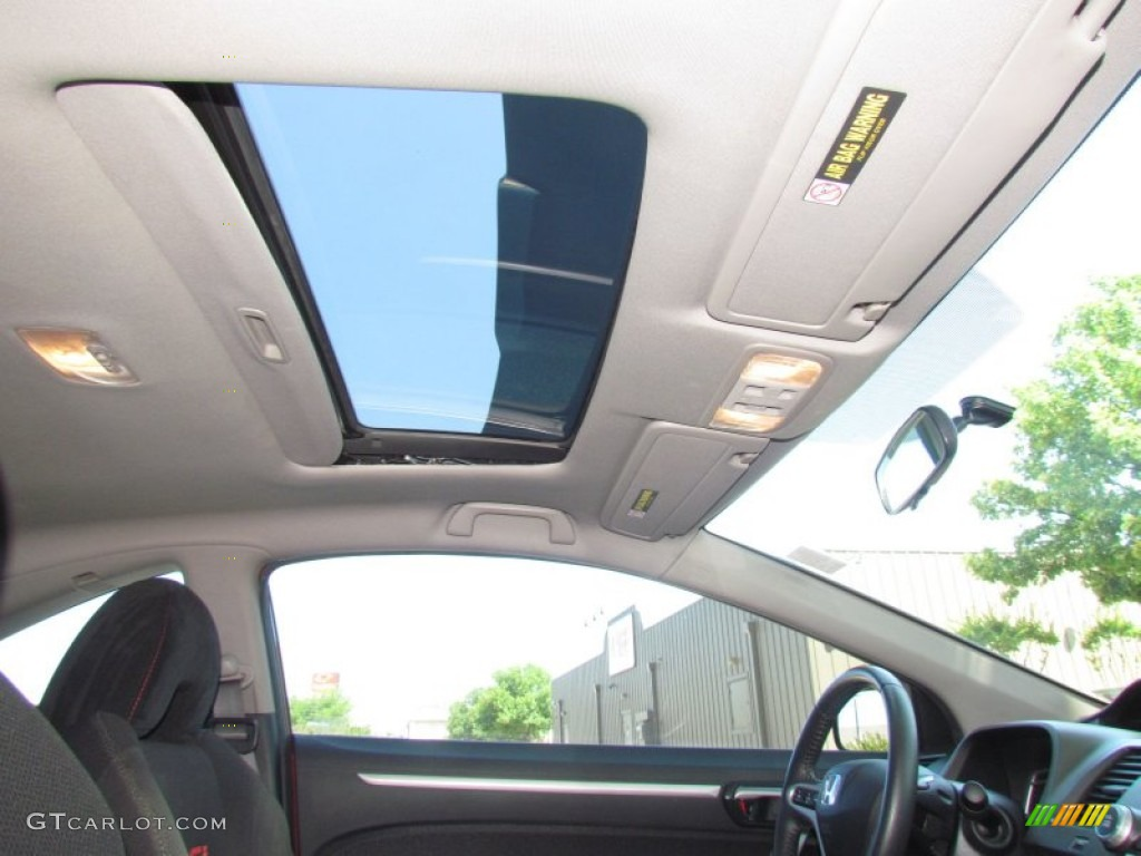 2009 honda civic si coupe sunroof photo 65384082