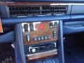 Controls of 1989 S Class 560 SEC Coupe