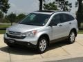 2009 Alabaster Silver Metallic Honda CR-V EX  photo #10
