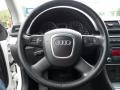Black Steering Wheel Photo for 2008 Audi A4 #65437733