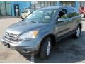 2010 Polished Metal Metallic Honda CR-V EX-L AWD  photo #2