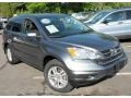 2010 Polished Metal Metallic Honda CR-V EX-L AWD  photo #4
