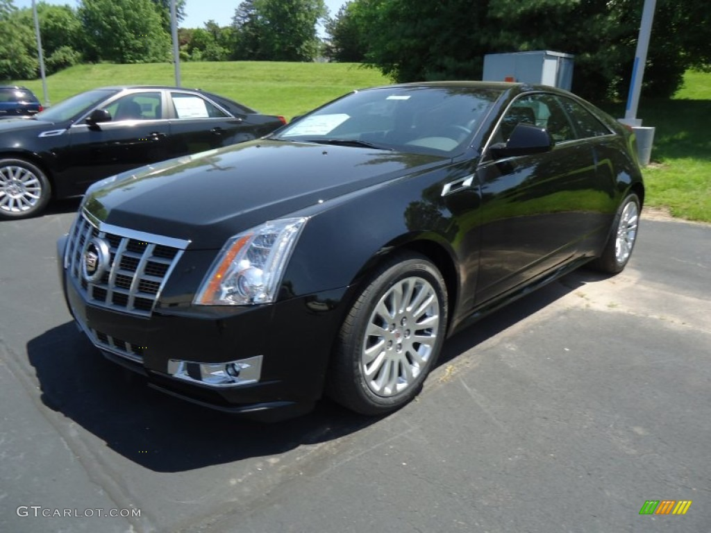 Black Raven 2012 Cadillac Cts 4 Awd Coupe Exterior Photo