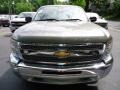 2012 Graystone Metallic Chevrolet Silverado 1500 LT Extended Cab 4x4  photo #7