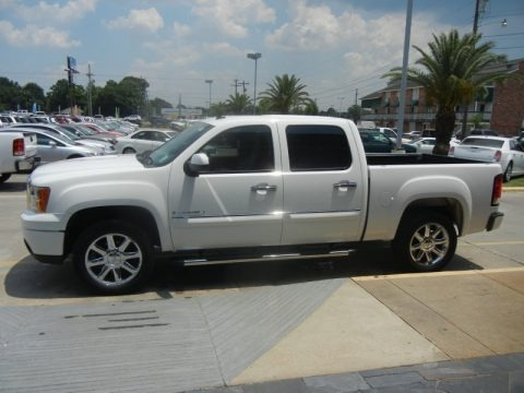 2009 gmc sierra 1500 denali crew cab data info and specs. Black Bedroom Furniture Sets. Home Design Ideas