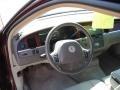 2003 Lincoln Town Car Espresso/Medium Light Stone Interior Dashboard Photo