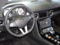 Dashboard of 2012 SLS AMG Roadster