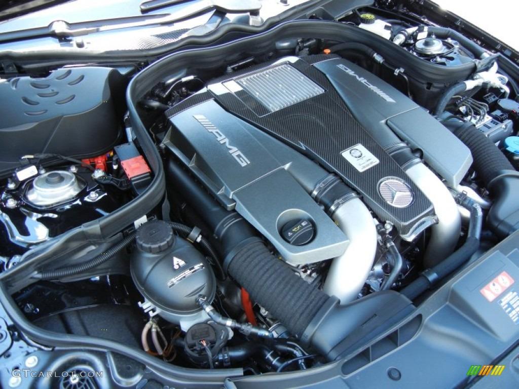 2012 mercedes benz cls 63 amg 5 5 liter amg biturbo di for Mercedes benz v8 engine