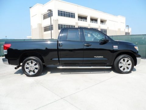 2010 Toyota Tundra Texas Edition Double Cab Data, Info and Specs